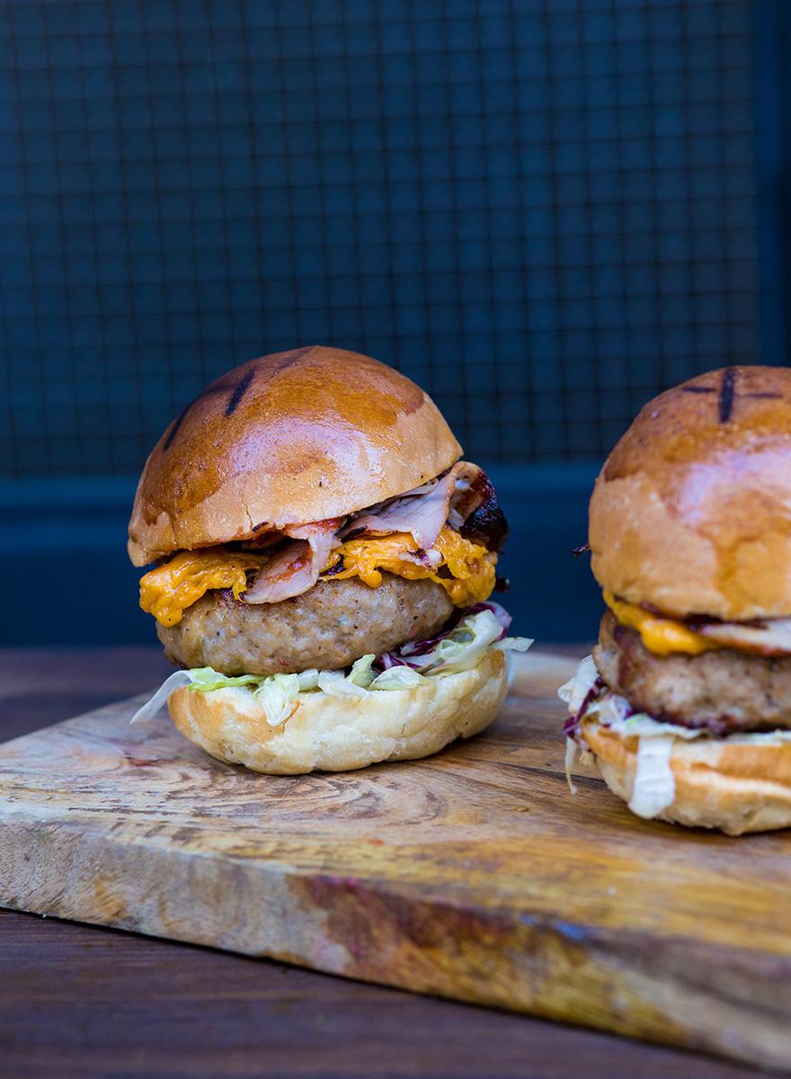 Εν Ελλάδι mini burgers χαμηλών λιπαρών